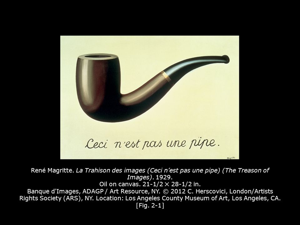 rene magritte pipe